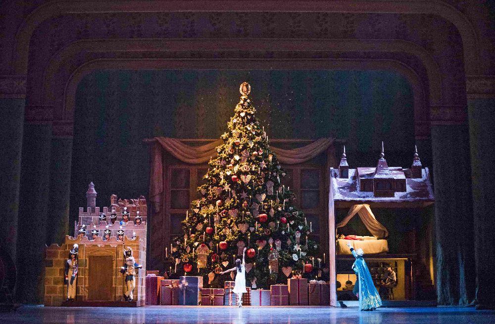 Louskáček v podání londýnského baletu přinese vánoční příběh na plátna kin