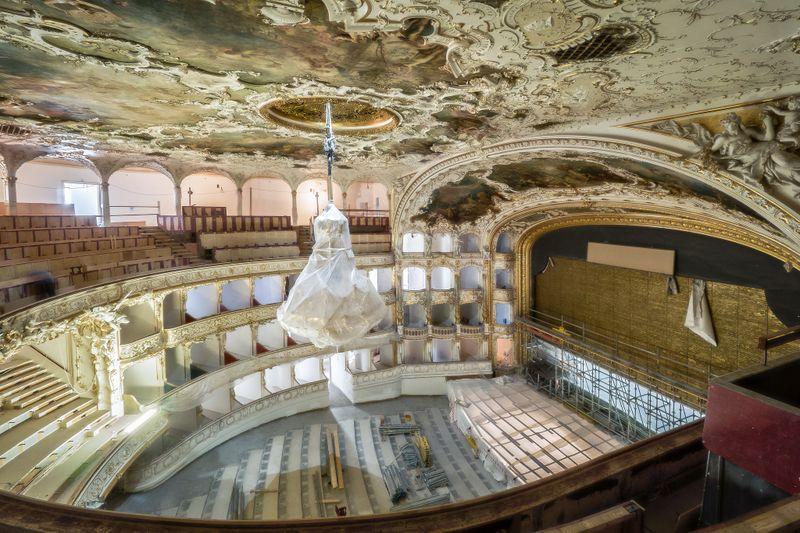 Ve Státní opeře pokračuje kolaudace, předána bude 15. prosince