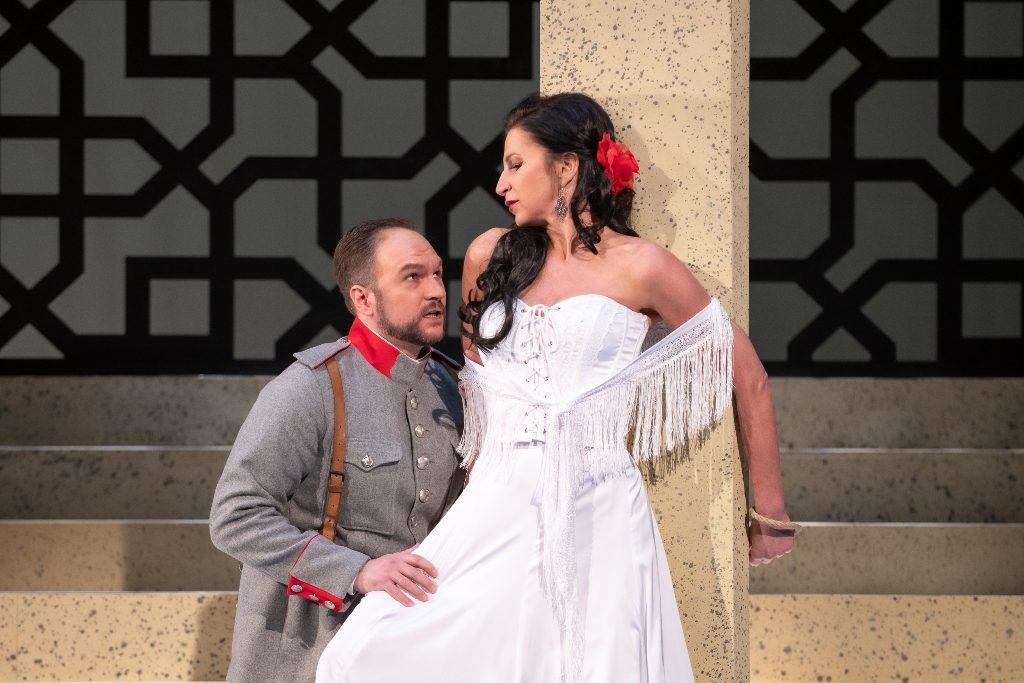 Divadlo J. K. Tyla v Plzni nastudovalo Bizetovu Carmen
