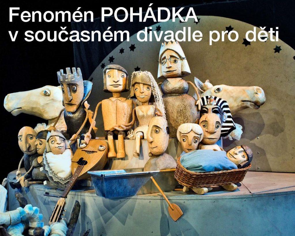 Pozvánka na přednášku: Fenomén POHÁDKA v současném divadle pro děti