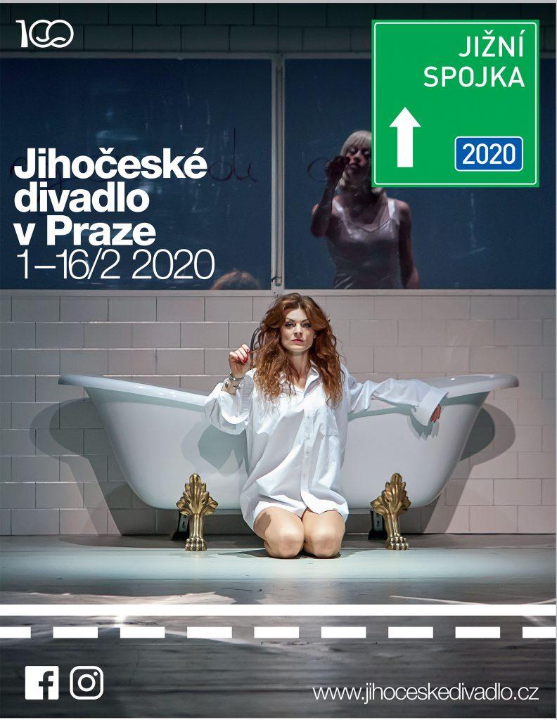 Jižní spojka 2020: II. přehlídka Jihočeského divadla v Praze