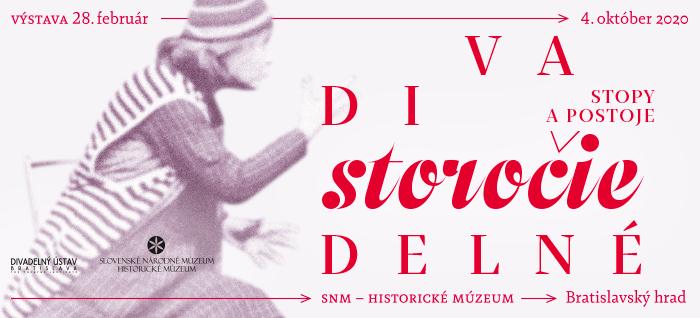 Jedinečná reprezentatívna výstava o slovenskom divadle