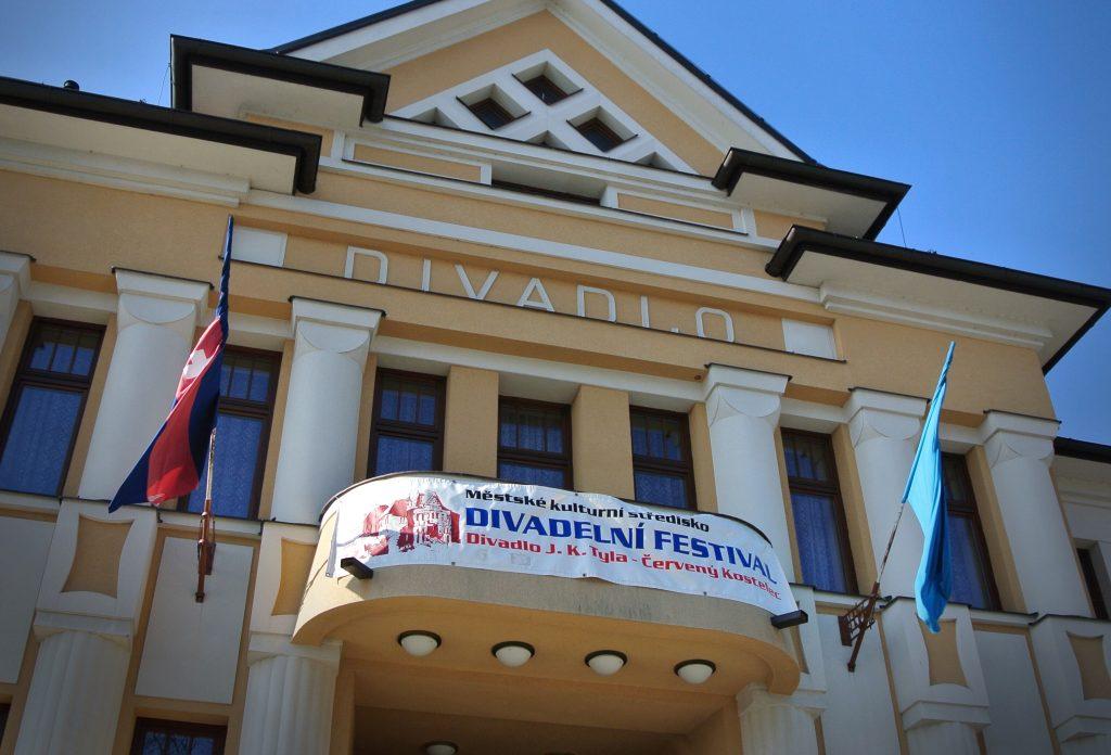 Divadelní festival v Červeném Kostelci 2020
