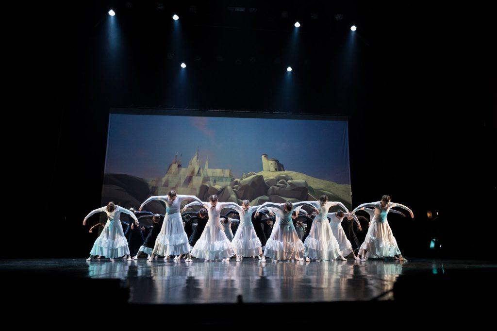 Projekt Dům tance Palmovka