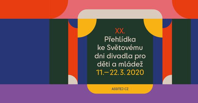20. ročník Přehlídky ke Světovému dni divadla pro děti a mládež