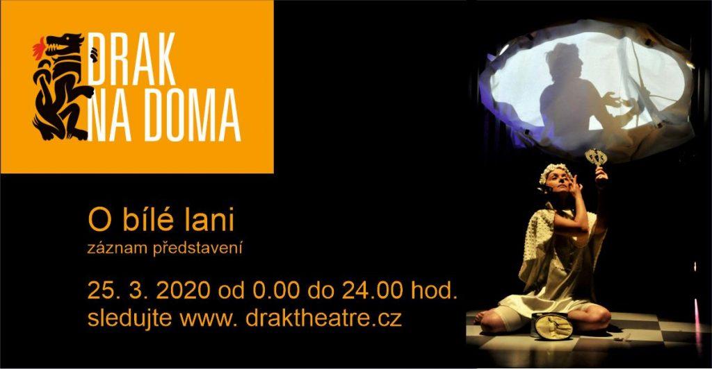 Drak na doma – interaktivní projekt Divadla Drak