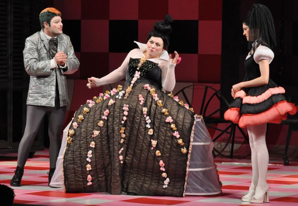 Klicperovo divadlo uvede inscenaci Figarova svatba online