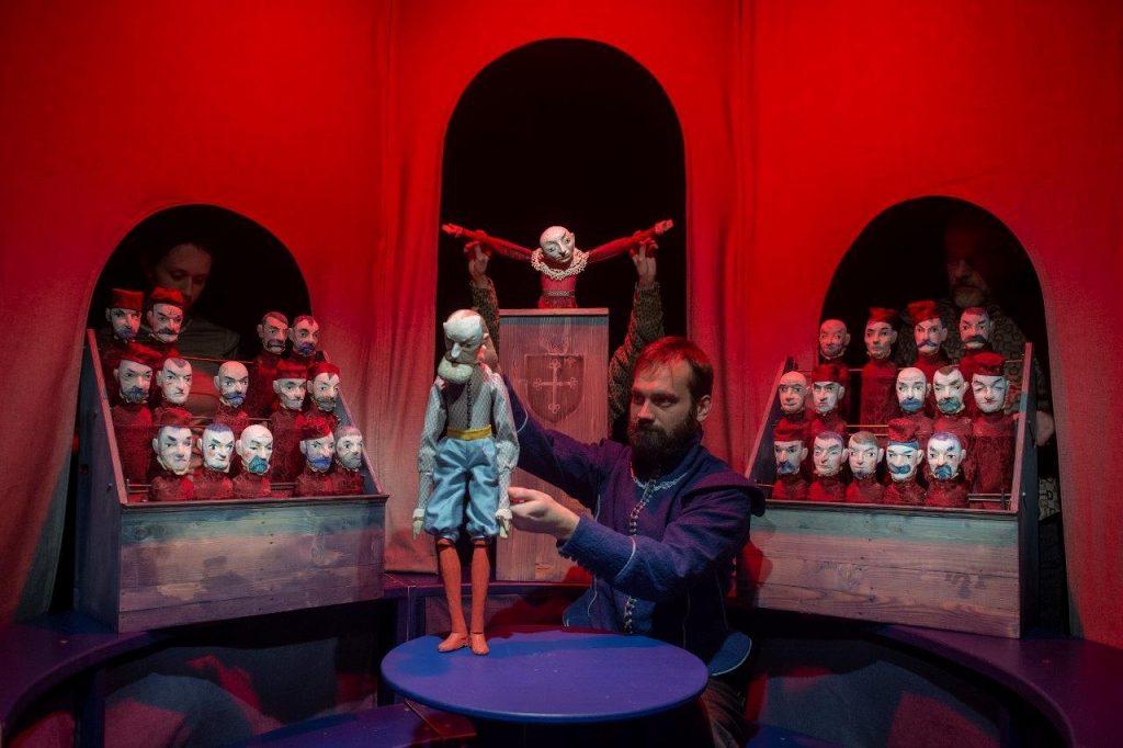 Naivní divadlo Liberec začne v červnu opět hrát