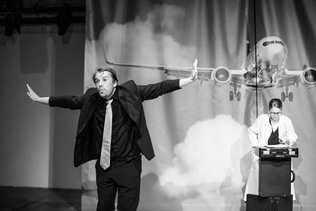 Divadlo Feste uvede hru Romana Sikory o Petru Kellnerovi