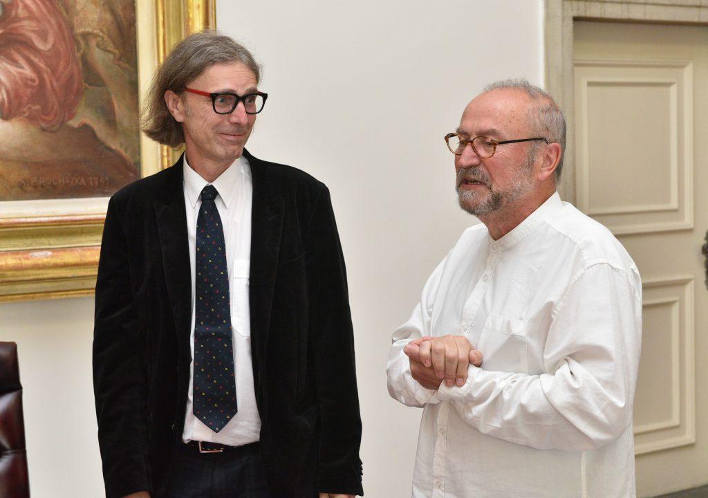 Divadlo Radost od července povede Pavel Hubička
