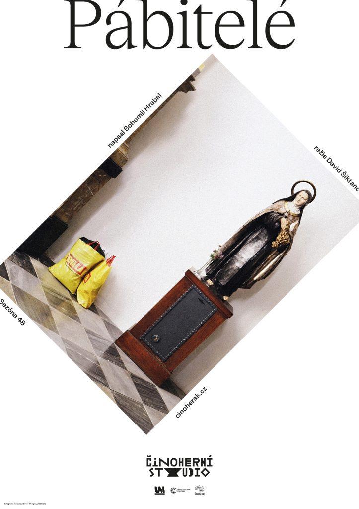 Činoherní studio uvede Pábitele, lehkonohou koláž z díla Bohumila Hrabala