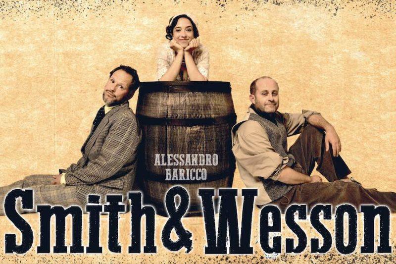 Západočeskédivadlo v Chebu uvede komedii Alessandra Baricca Smith & Wesson