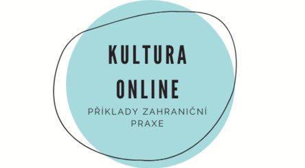 Kultura online: příklady zahraniční praxe