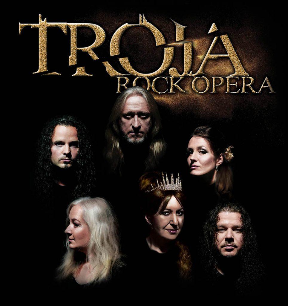 RockOpera Praha připravuje premiéru inscenace Trója
