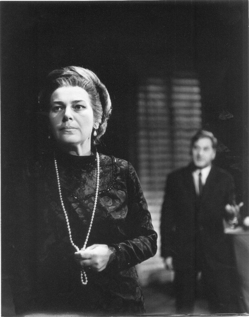 Ve věku 95 let zemřela divadelní a filmová herečka Božena Böhmová