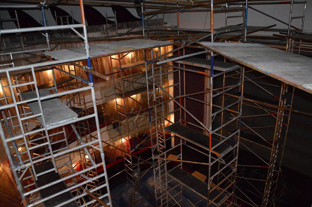 Moravské divadlo Olomouc využije část prázdnin k technickým úpravám