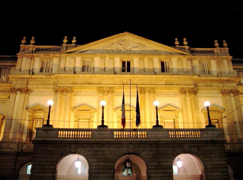 V červenci se opět otevře opera La Scala