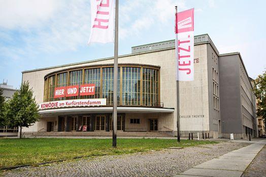 V Berlíně se po pěti měsících nucené uzavírky otevírají divadla