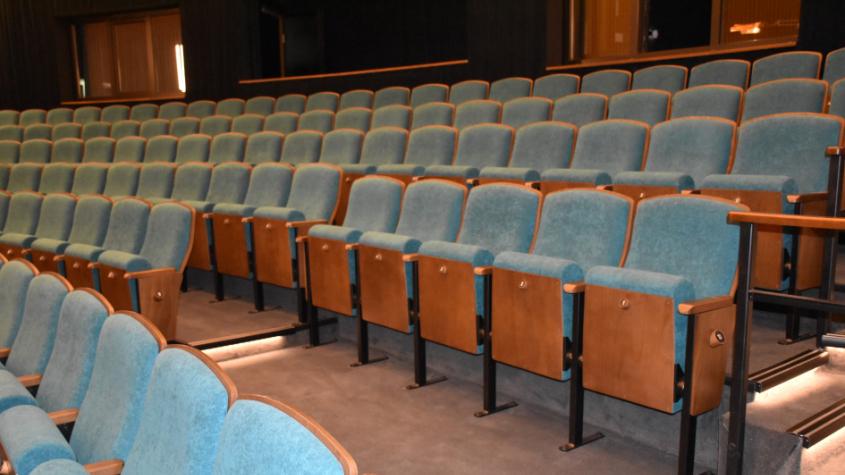 V Divadle Antonína Dvořáka v Příbrami skončila oprava velké scény