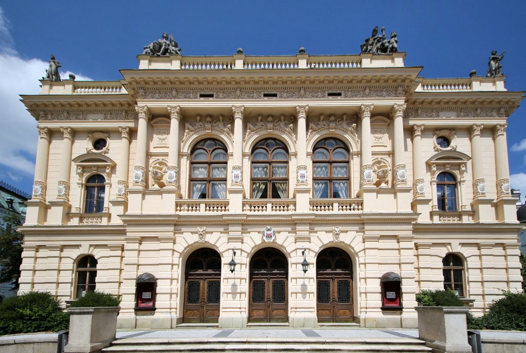 Liberecké Divadlo F. X. Šaldy dokončilo opravu hlediště za 4,4 milionu Kč