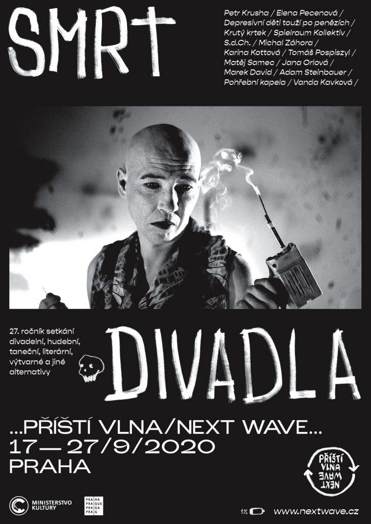 Druhé poselství festivalu …příští vlna/next wave…