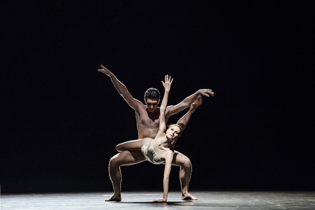 Komponované baletní představení Kylián – Mosty času se vrací na prkna Národního divadla