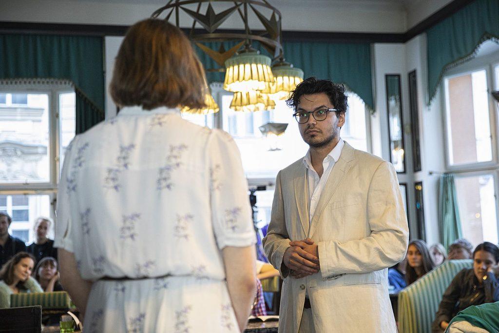 Festival Den architektury zve o příštím víkendu na divadelní představení do tržnice i kavárny