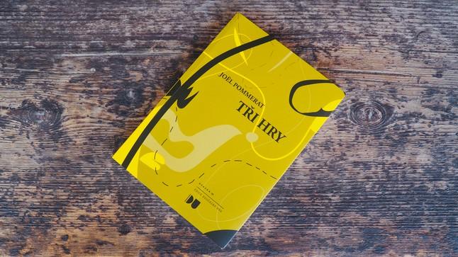 Vyšla publikace Joël Pommerat: Tři hry