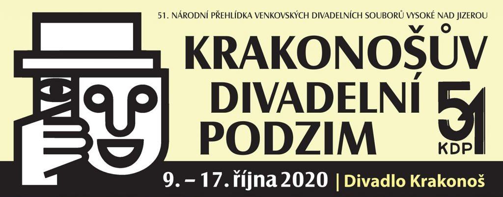 Organizátoři zrušili Krakonošův divadelní podzim
