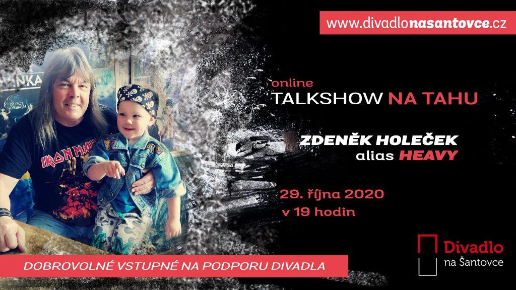Divadlo na Šantovce uvádí sérii talkshow Na tahu