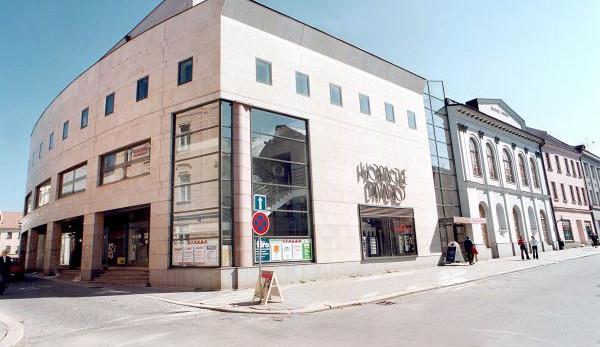 Horácké divadlo Jihlava slaví 80 let od založení
