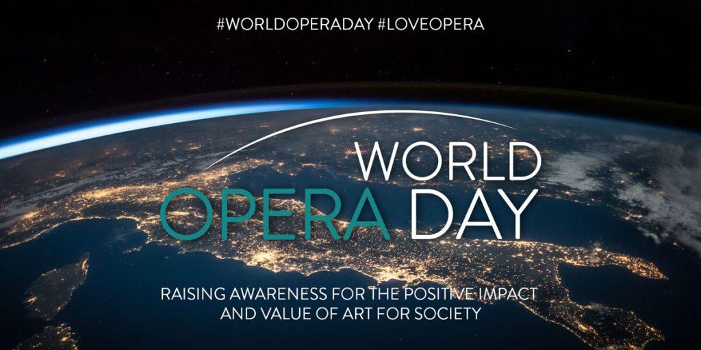 Světový den opery se uskuteční online