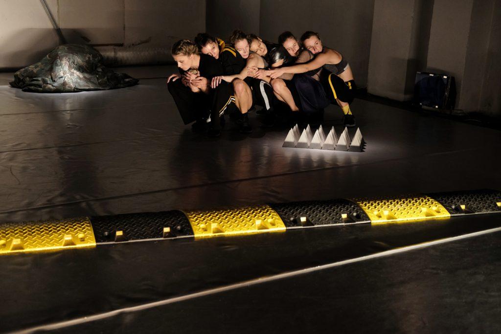 V pondělí 12. října uvede Divadlo na cucky taneční představení skupiny ME-SA