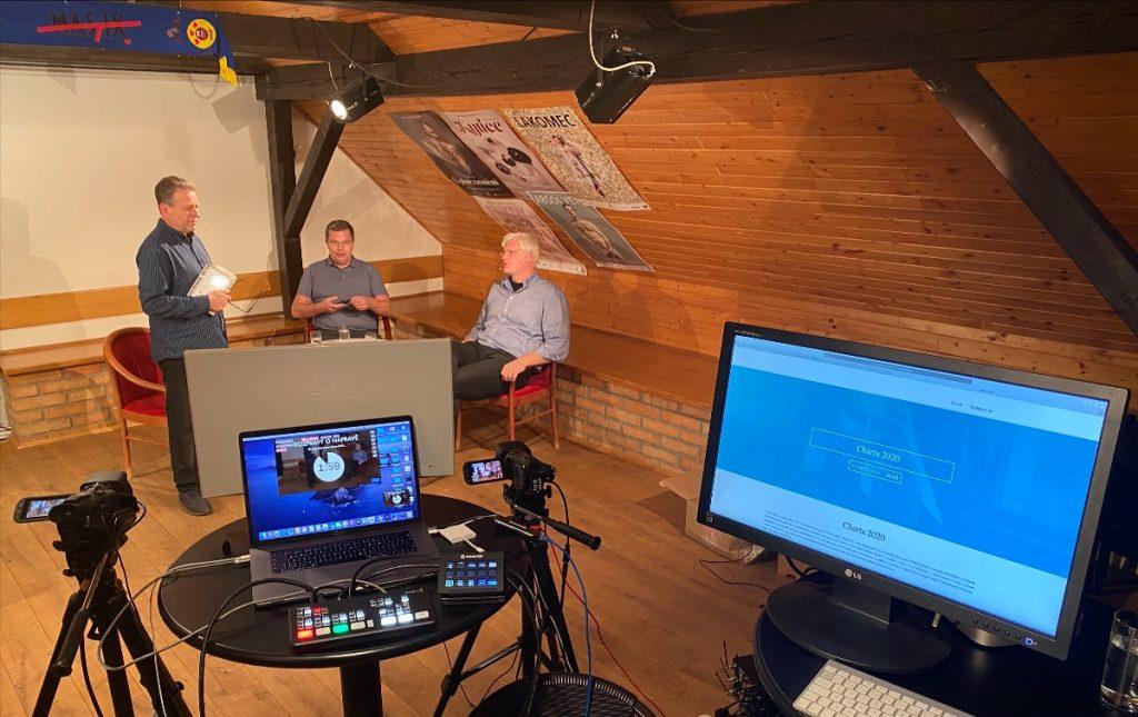 Klicperovo divadlo se vrací ke streamování Podkroví Live