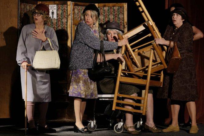Národní přehlídka seniorského divadla byla zrušena