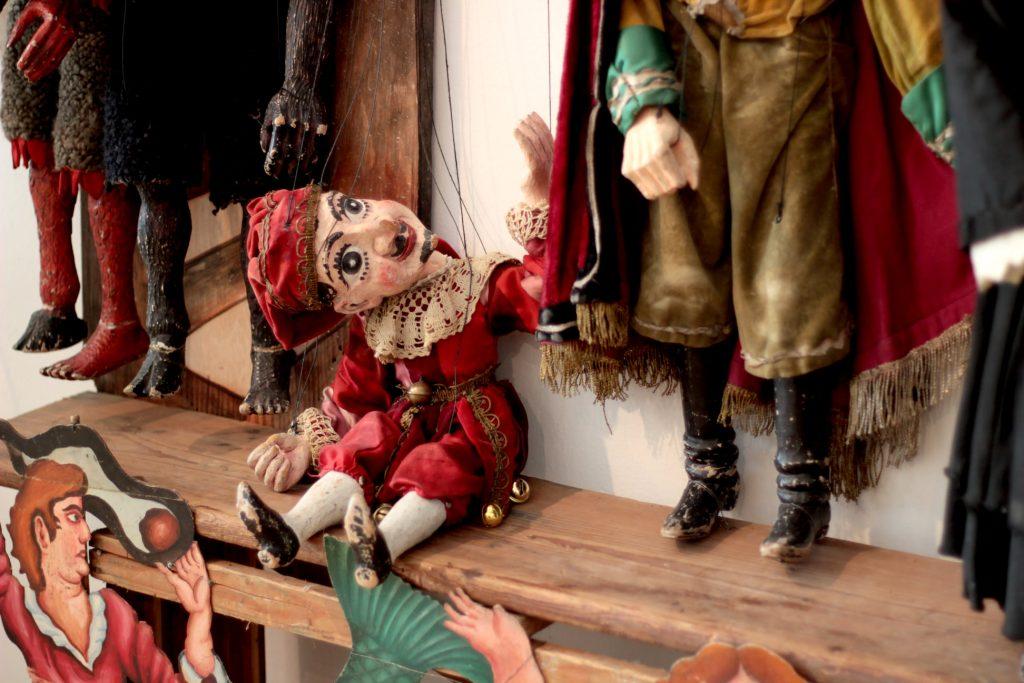 Muzeum loutkářských kultur v Chrudimi připravuje velké množství online aktivit pro děti i dospělé