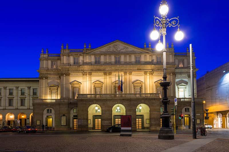 Milánský operní dům La Scala zrušil zahájení nové sezony
