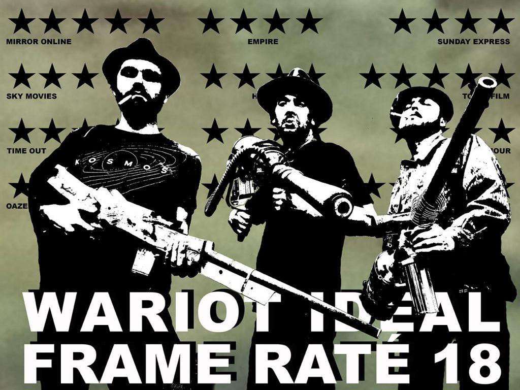 Wariot Ideal uvede debutový snímek Frame raté 18