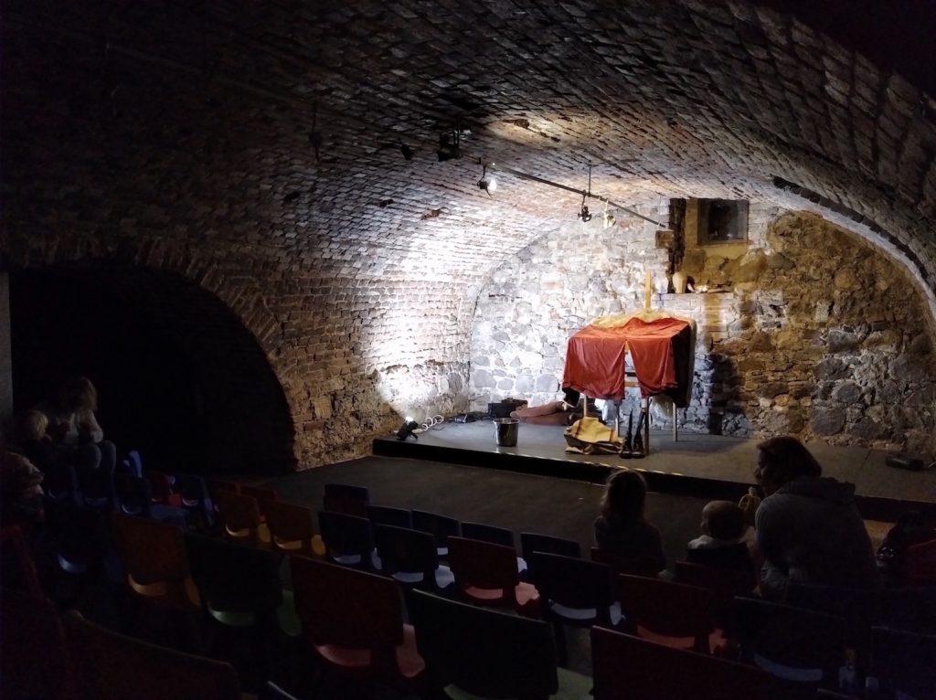 Divadlo Koráb otevře scénu pro děti v centru Brna