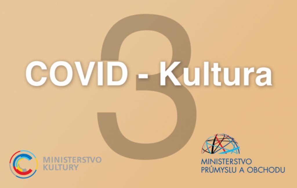3. výzva dotačního programu COVID – KULTURA