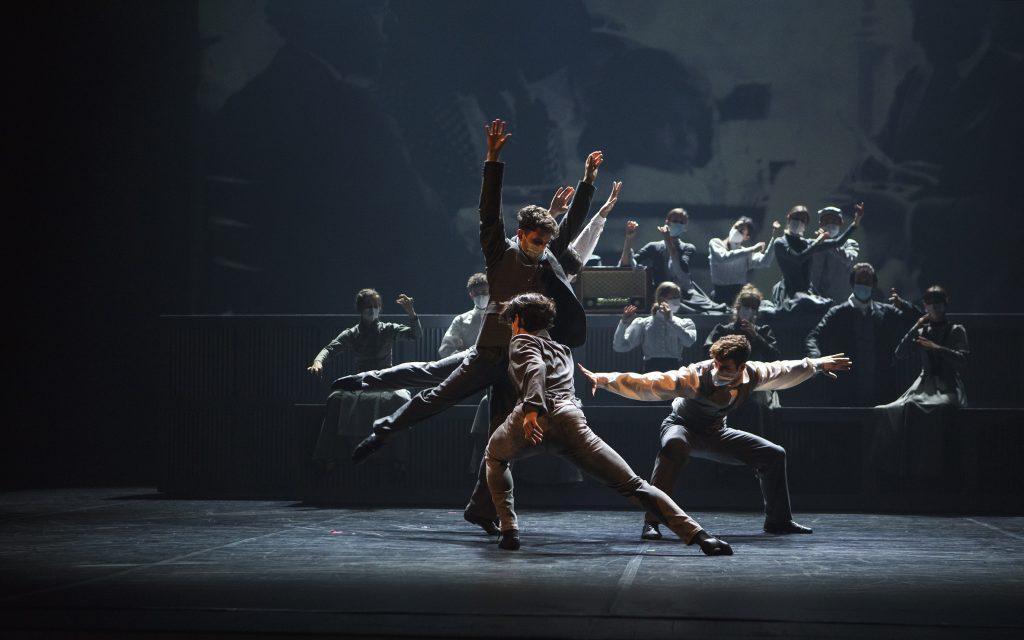 Národní divadlo moravskoslezské dokončilo práce na baletní novince Mahlerovy vzpomínky
