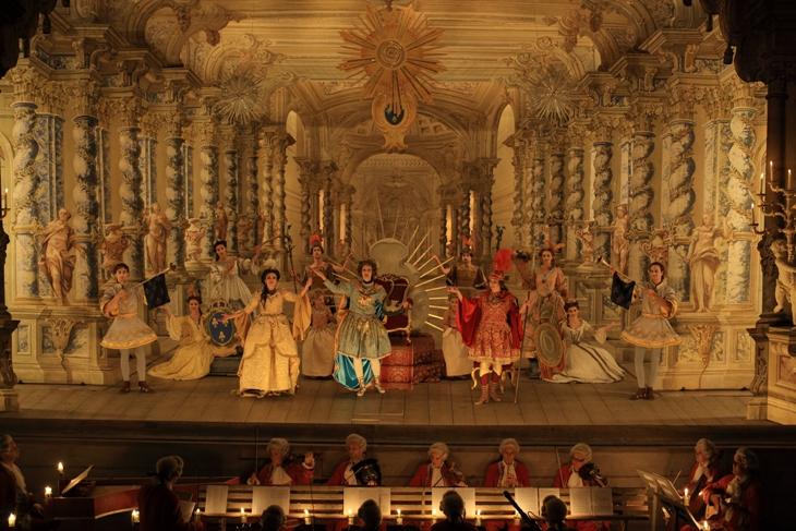 Na Festivalu barokních umění Český Krumlov bude uvedena opera Gli Oblighi dell'Universo