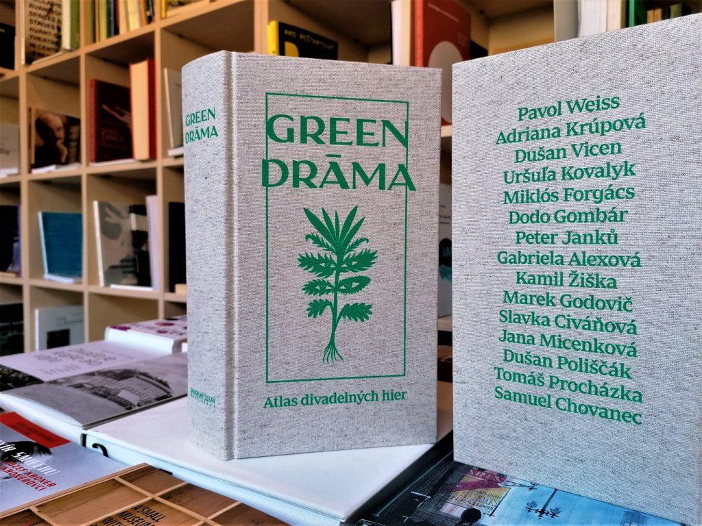 GREEN DRĀMA: Zborník divadelných hier rovnomenného projektu Divadelného ústavu v Bratislave