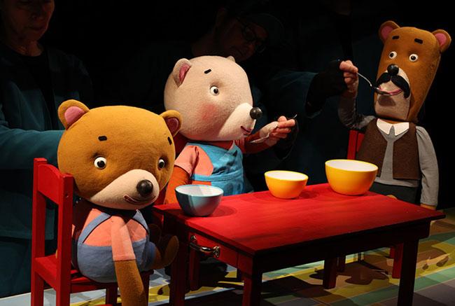 Divadlo Alfa odehraje v přímém přenosu premiéru inscenace Jak si Míša hledal kamaráda