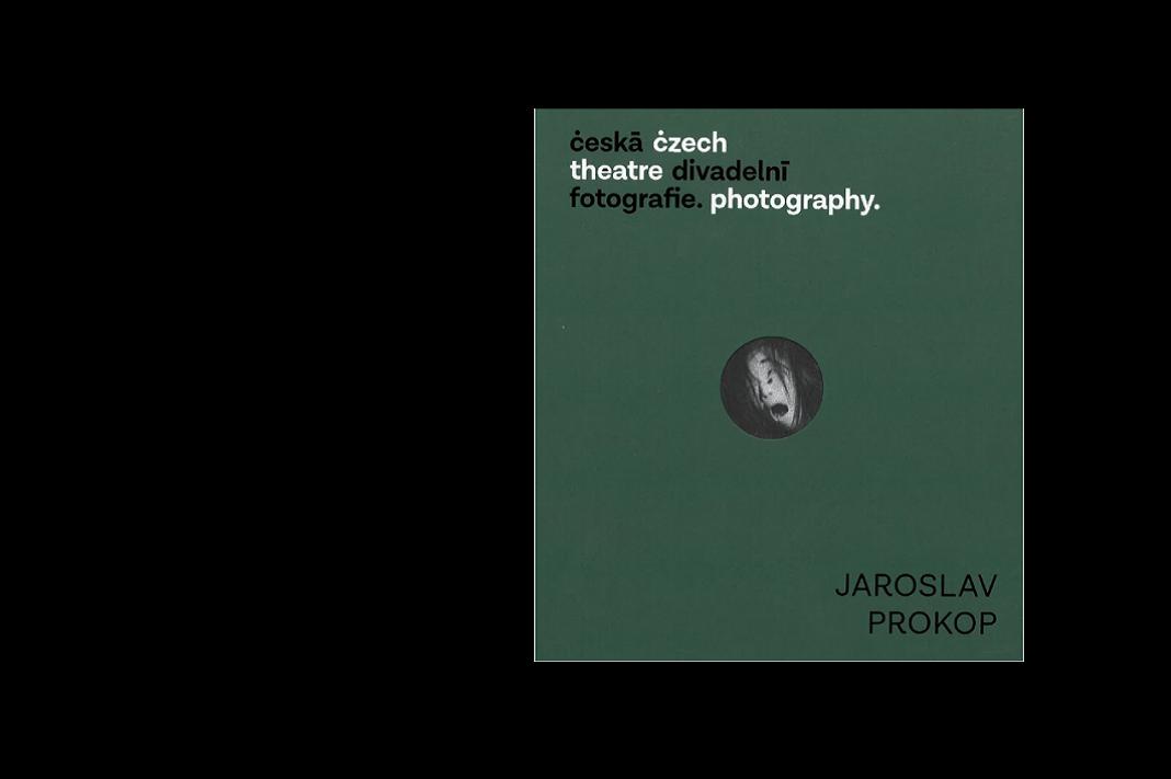Obálka publikace Jaroslav Prokop