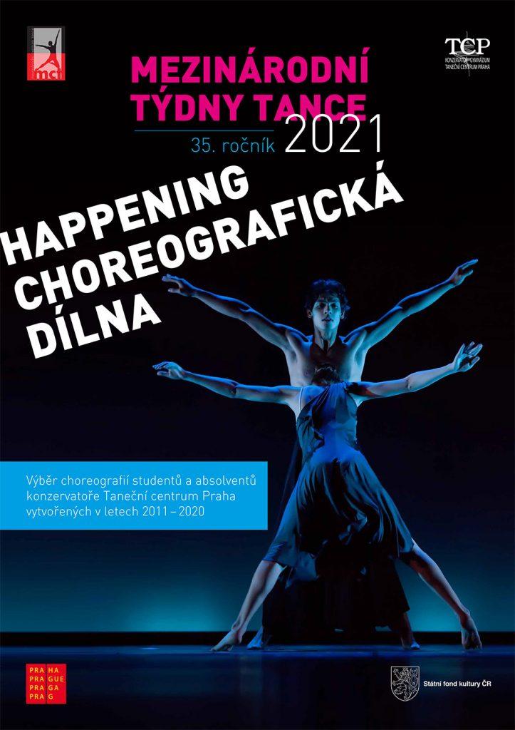 35. ročník festivalu Mezinárodní týdny tance proběhne online
