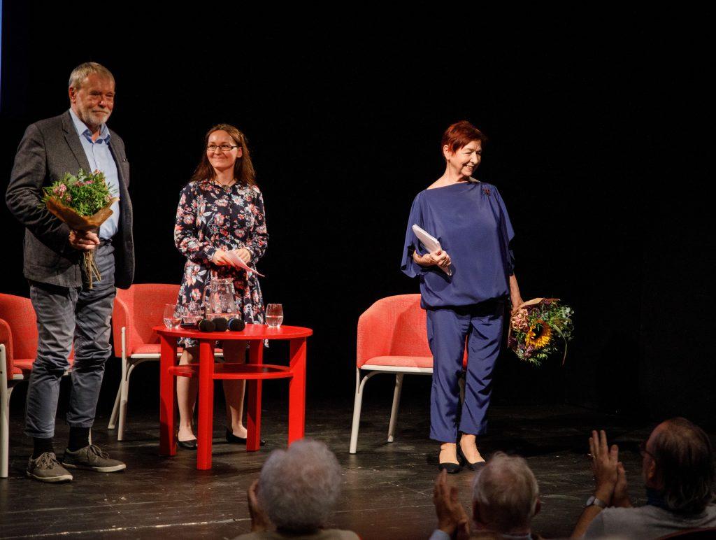 Ateliér při Národním divadle moravskoslezském nabízí programy pro seniory se zájmem o divadlo a tvůrčí aktivity