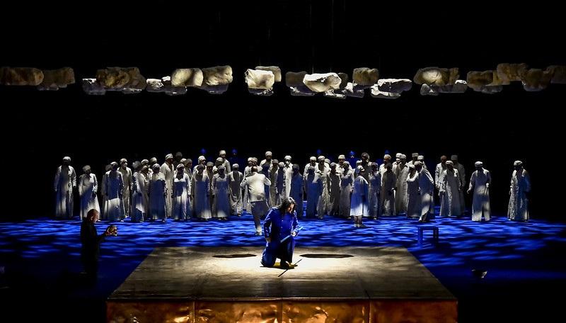 Národní divadlo Brno nabídne premiéru opery Nabucco online