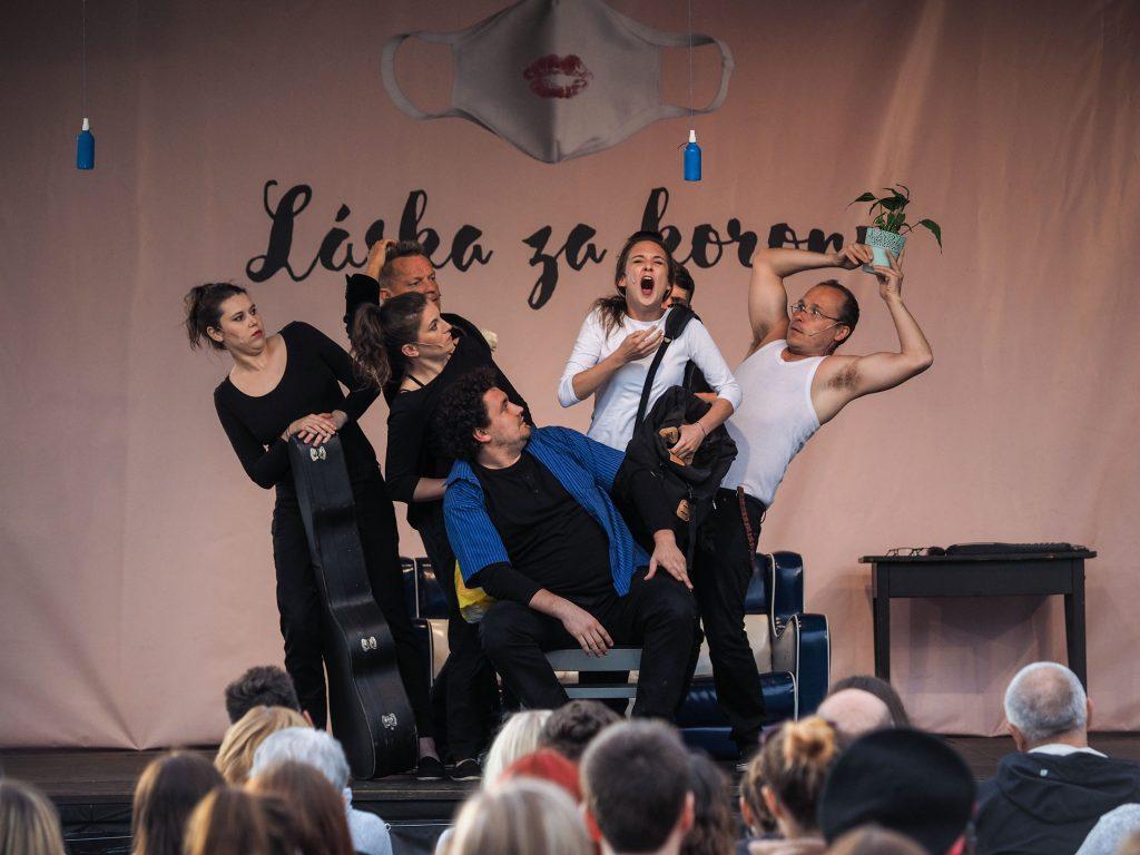 Tramtarie pořádá open- air festival Červen NAŽIVO