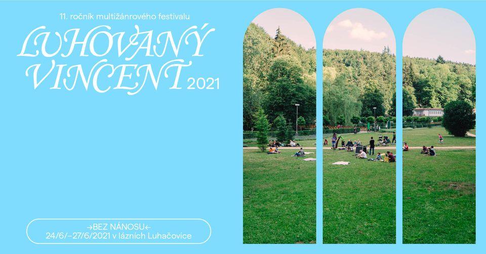 Festivalu Luhovaný Vincent odkrývá svůj letošní program